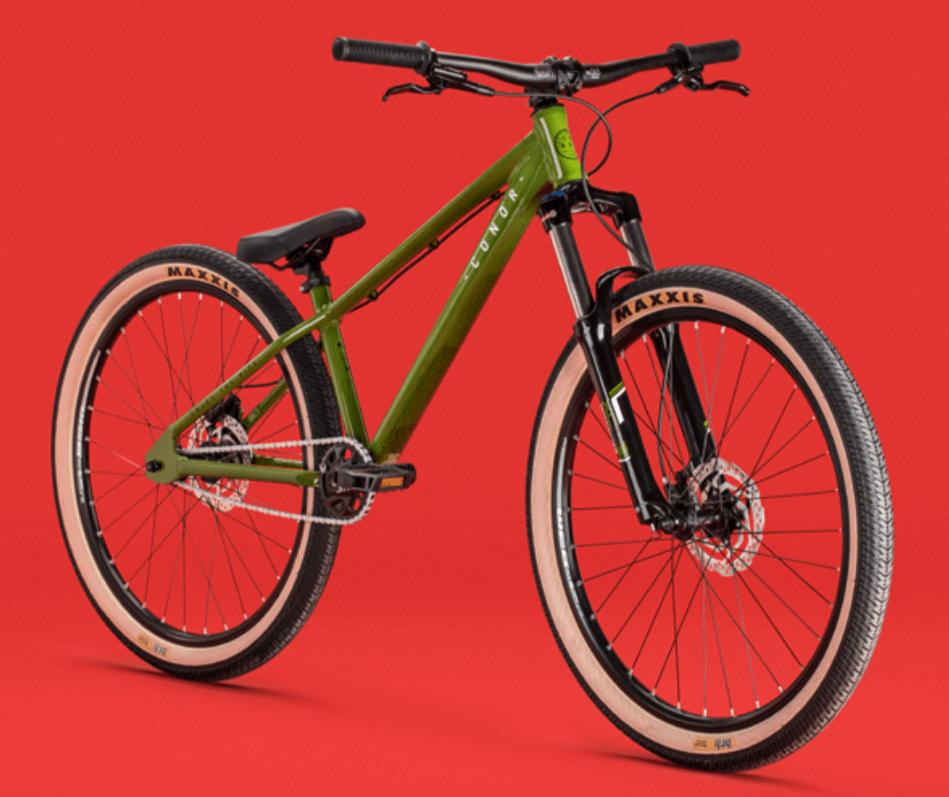 Bicicleta Modalidad Dirt de Conor